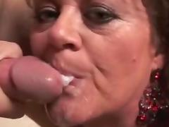 Angry, Angry, Nasty, Old, Raunchy, Cum Swallowing
