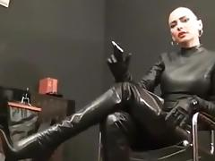 Smoking, Amateur, Blowjob, Hardcore, Leather, Smoking