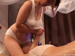 Massage, Asian, Big Tits, Boobs, Couple, Hardcore