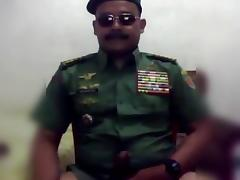 Army, Army, Cop, Costume, Office, Police