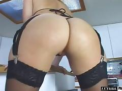 Blonde cutie spreads her legs for an erected love tool porn tube video