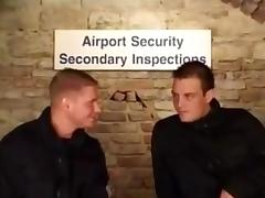 Airport Security 1 porn tube video