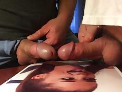 Ariana Grande Double Cum Tribute