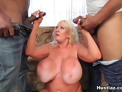 Kayla Kleevage in Wives Like It Black - Hustlaz
