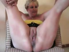 Incredible Homemade movie with Mature, Shaved scenes