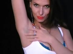 Sweaty Armpits & Stubble porn tube video