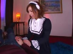 Tied maid in uniform ravished hardcore in superb compilations