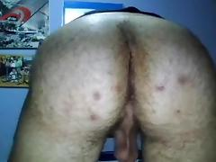 Spanish Handsome Boy Cums Super Hot Bubble Hairy Ass On Cam porn tube video