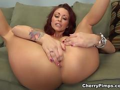 Monique Alexander Solo - CherryPimps porn tube video