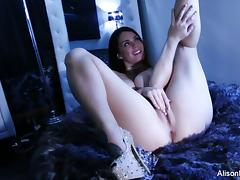 Alison Tyler decides she needs some well deserved relief tube porn video