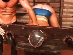 Exotic pornstar in crazy small tits, cumshots porn video