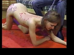 Girl Slave Humiliation porn tube video