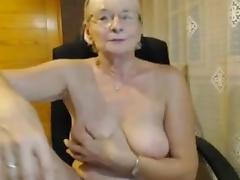Webcam, Mature, Old, Small Tits, Webcam, Older