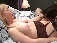 Best Amateur video with Cunnilingus, Stockings scenes
