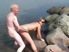 This is how I would like my next beach visit ! tube porn video