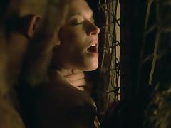 Ida Nielsen, Josefin Asplund - Vikings s04e18 tube porn video