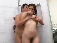 Bath, Asian, Bath, Bathing, Bathroom, Boobs