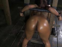 Rough, Banging, BDSM, Black, Bondage, Bound