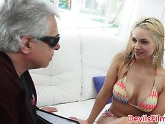 Bend Over, Ass, Babe, Doggystyle, Bend Over, Buttplug