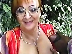 Old, Amateur, Blowjob, Granny, Huge, Interracial