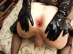 Elegance classique deux bourgeoises partouze deux travestis tube porn video