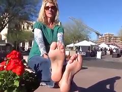Darling 53y Feetfetish