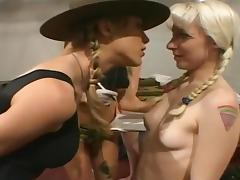 Nasty Bitches Broken Down At Porn Camp tube porn video