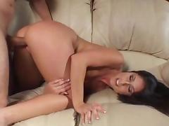 Fabulous pornstar Luscious Lopez in horny anal, latina adult movie