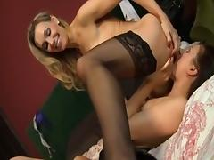 Fabulous pornstars Carla Mai and Tanya Tate in crazy 69, cunnilingus adult clip tube porn video