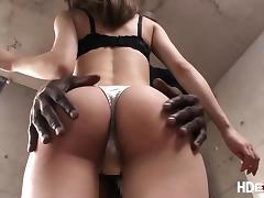 Japanese Yuria loves big black dicks