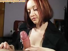 3 cumshots for Maya fun porn tube video
