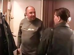 Dad and Girl, Facial, Fucking, Skinny, Small Tits, Teen