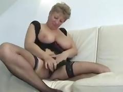 Well fucked hot granny. porn tube video