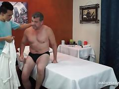Daddy, Asian, Fucking, Gay, Rough, Old and Young