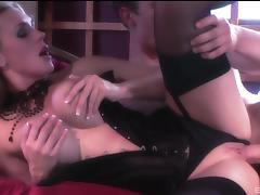 Woman with a big booty adores riding her lover's stiff dick porn tube video