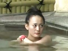 Japanese onsen hot spring hidden cam 6