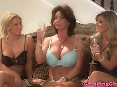Glamour bigboob lesbian love strapon analplay porn tube video