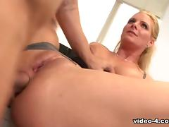 Office, Anal, Assfucking, Big Tits, Blonde, Office