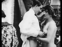 1920, Classic, Hairy, Vintage, 1920, Antique