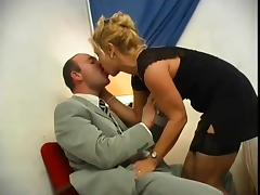 Mature blonde adore anal porn tube video