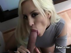 Cop fucks massive tits blonde porn tube video