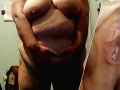 Redhotmama21 My new BBW friend, lover and sex toy!
