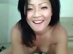 Brunette Ayisa playing with silicone phallus porn tube video