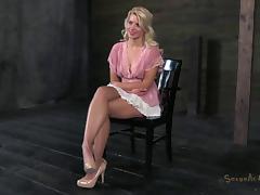 Bondage, BDSM, Blonde, Bondage, Femdom, Fetish