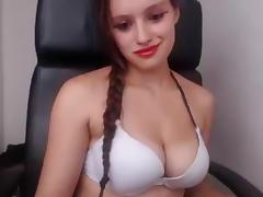 Camilia web private show porn tube video