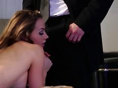 Big tits pornstar having her anal gangbanged hardcore porn tube video