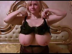 Incredible Big Natural Tits porn scene