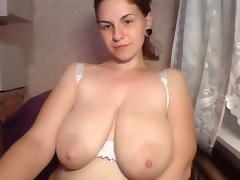 Webcam big boobs and areolas tube porn video