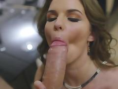 Busty milf shakes young man's big cock in severe modes porn tube video