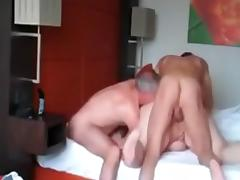 Hottest Homemade movie with Threesome, BBW scenes porn tube video